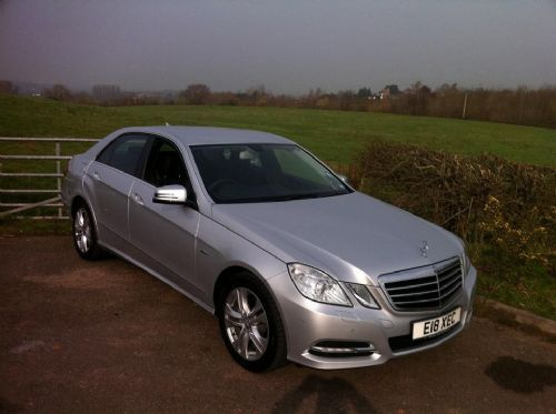 Exeter Chauffeur Driven Car Hire
