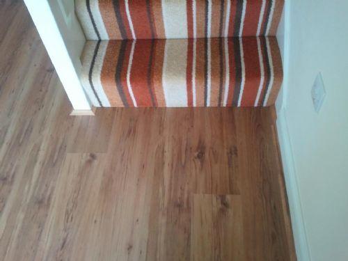 Topp flooring carpet underlay shop in monk bretton for Laminate flooring barnsley