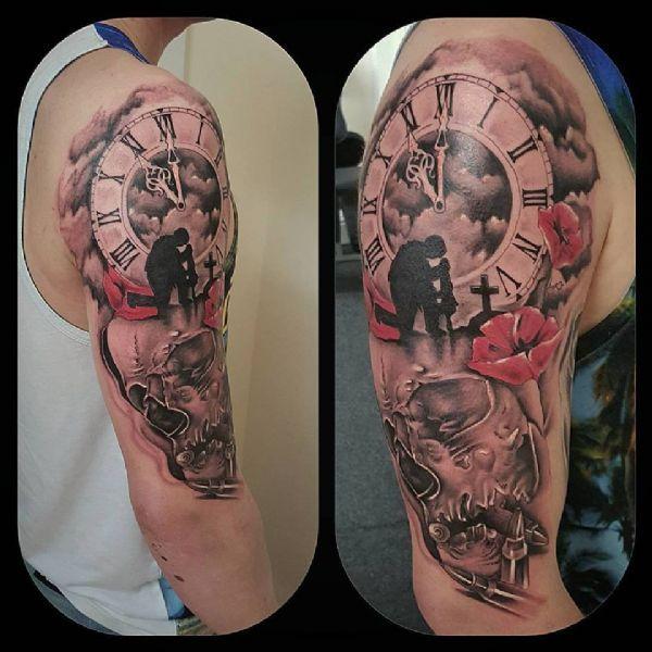 HDink Tattoos, Bathgate
