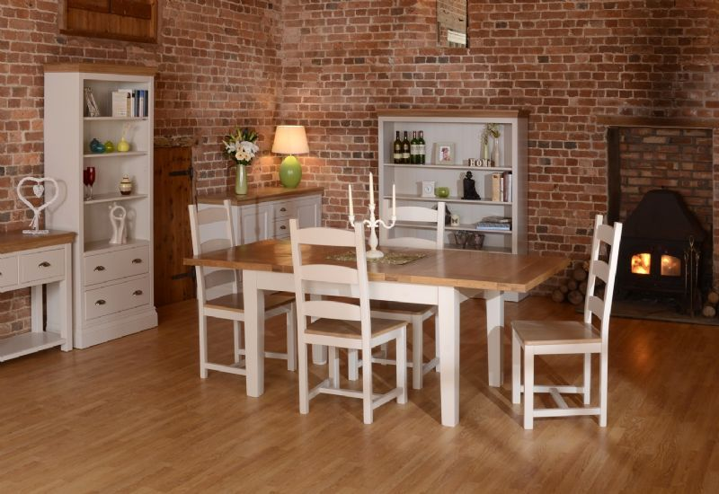 Oxford Contemporary Oak Bedroom Furniture. Country ...