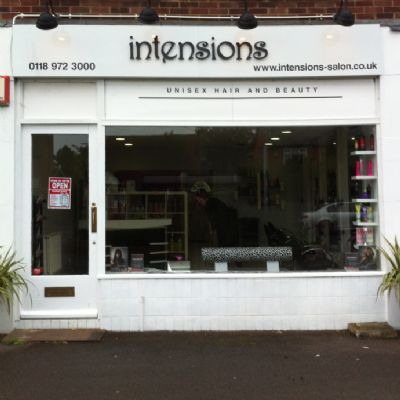 Intensions hair and beauty salon hair and beauty salon for Reading beauty salon