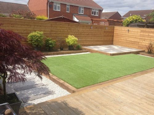 Wilson Paving And Landscaping Billingham Landscape