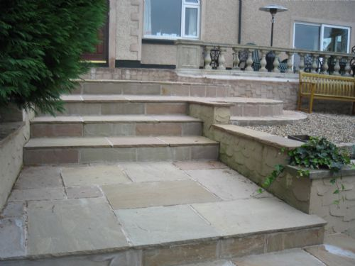Garden Design Build Landscape Design in Hoghton Preston UK
