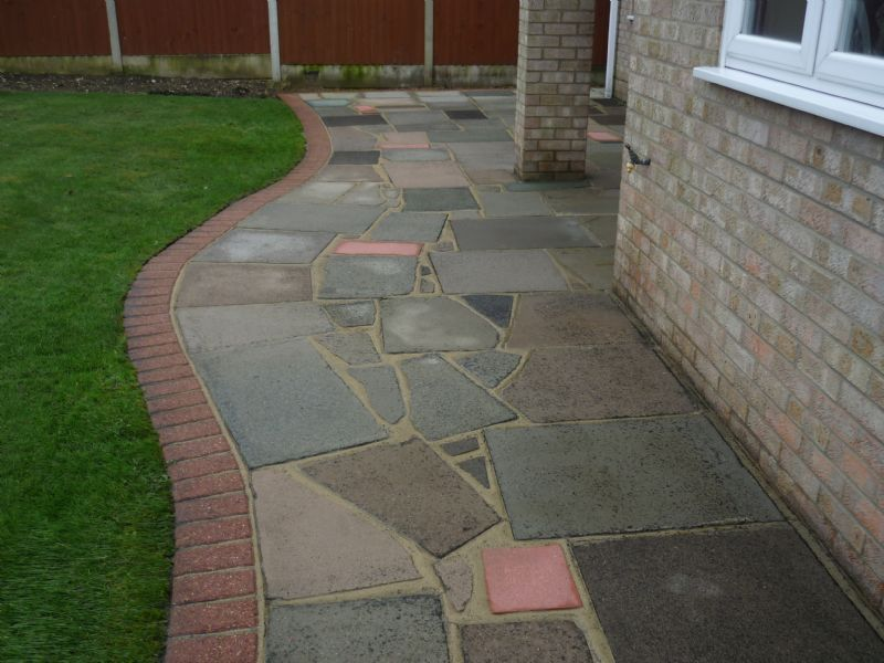 Advanced power wash driveway cleaning company in for Driveway cleaning companies