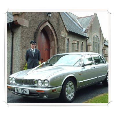 Jaguar Wedding Car Hire Northern Ireland