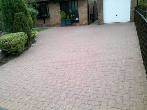 Ajb cleaning driveway cleaning company in hazlemere for Driveway cleaning companies
