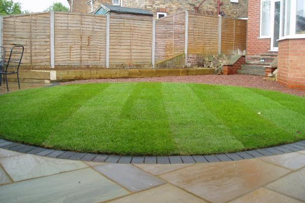 L h robinson landscape gardener in grimsby uk for Garden design grimsby