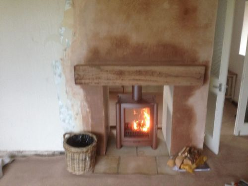 Earth Renewables Ilkley 1 Review Wood Burning Stove