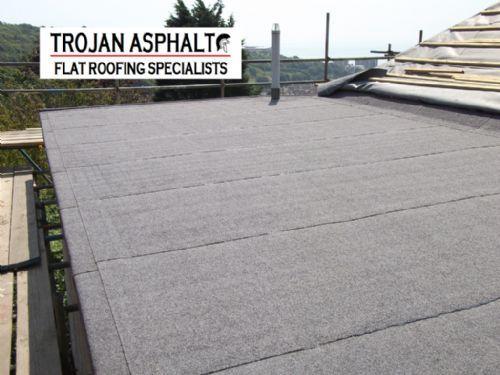 Trojan Asphalt Brighton 1 Review Flat Roofing