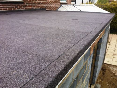 Trojan Asphalt Brighton 1 Review Flat Roofing