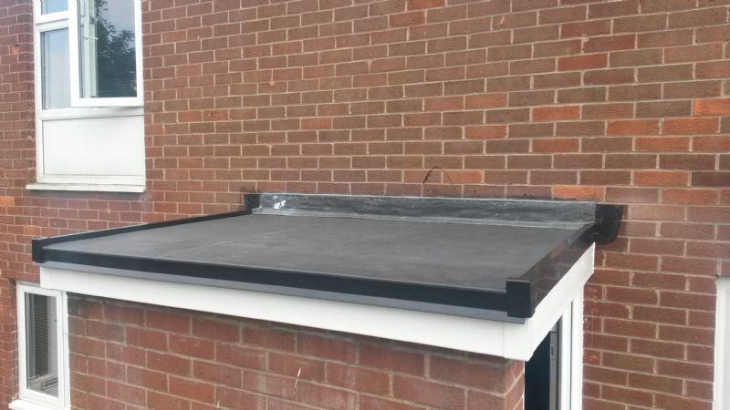 Birmingham Flat Roofing Logo