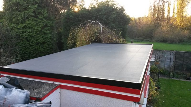 Birmingham Flat Roofing Flat Roofing Specialist In