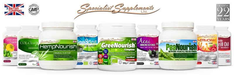 Specialist Supplements, Rhayader | 2 reviews | Nutritional