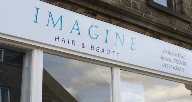 Imagine hair ltd hairdresser in eastburn keighley uk for A and s salon supplies keighley