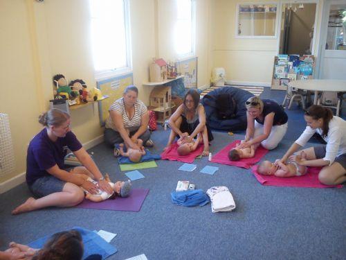 Cornwall Baby Massage & Yoga - Baby Class in St. Blazey, Par (UK)