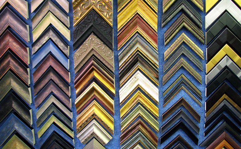 Swan Artworks - Picture Framing Shop in Paulton, Bristol (UK)