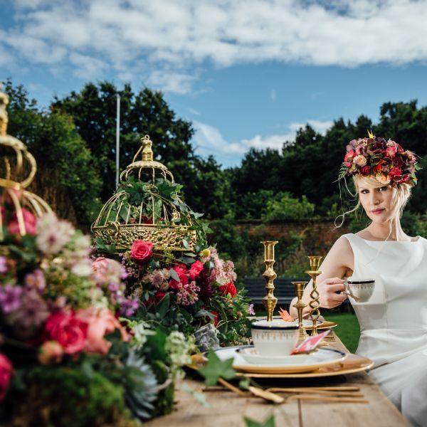 Avant Garden Events Wedding Florist In Belper Uk