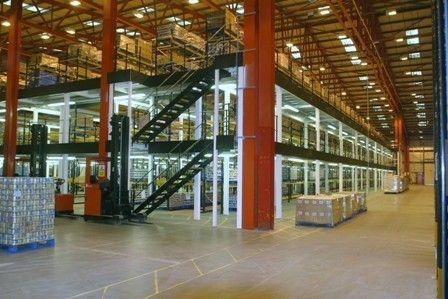 Davicon Mezzanine Floors Ltd Brierley Hill Mezzanine