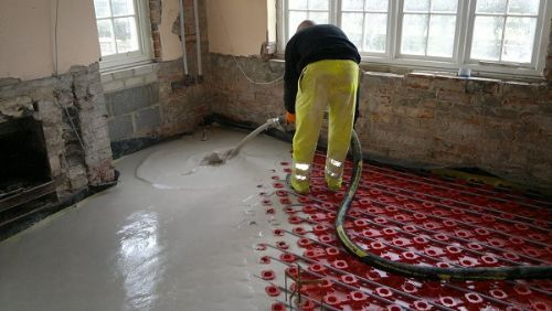 Express Screed Ltd Ripon 1 Review Floor Screeder