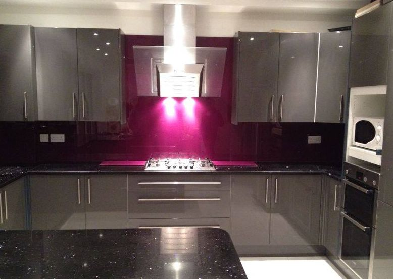 Star Glass Uk Ltd Glass Splashbacks And Worktops