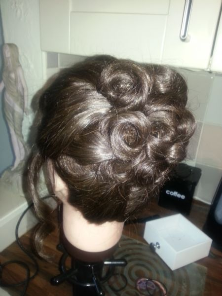 Wedding Hair Nuneaton Bridal Hair By Gemma Louise Wedding