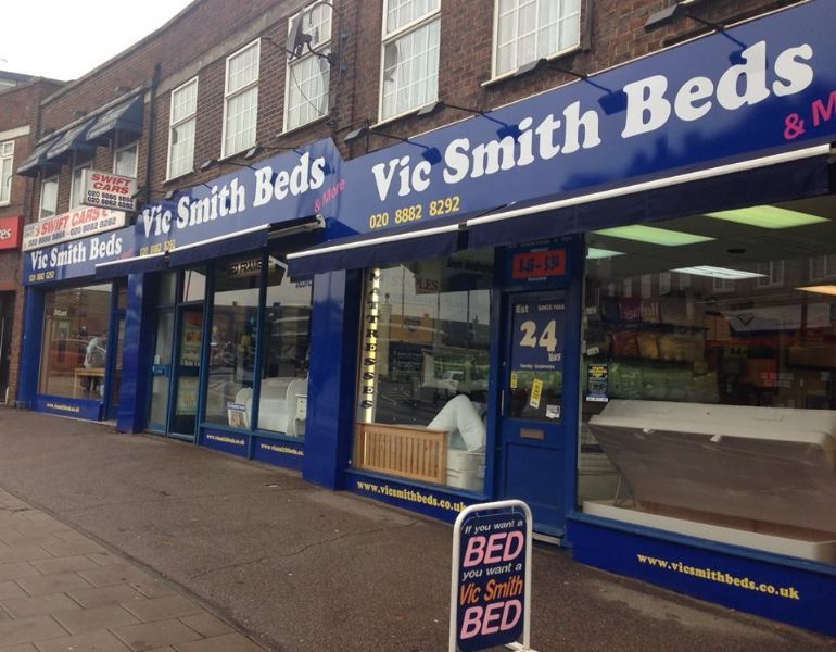Vic Smith Beds London 7 Reviews Bed Shop Freeindex