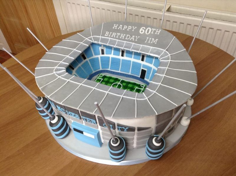 manchester city wedding cake butterfly bakery cake maker in rochdale uk 17094