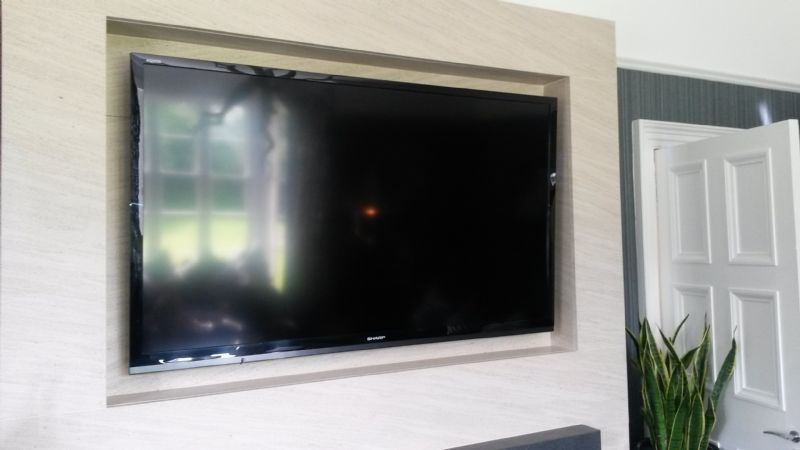 Wall Tv Ideas