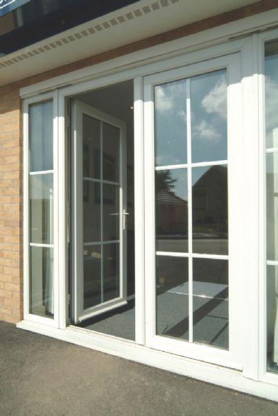 Dalmatian Windows Ltd Glasgow 1 Review Garage