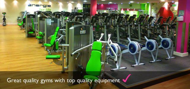 Fit4less Long Eaton Gym In Long Eaton Nottingham Uk