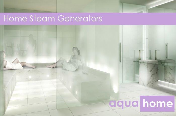 Aqua Steam Generators Ltd - Steam Room and Sauna Company in ...