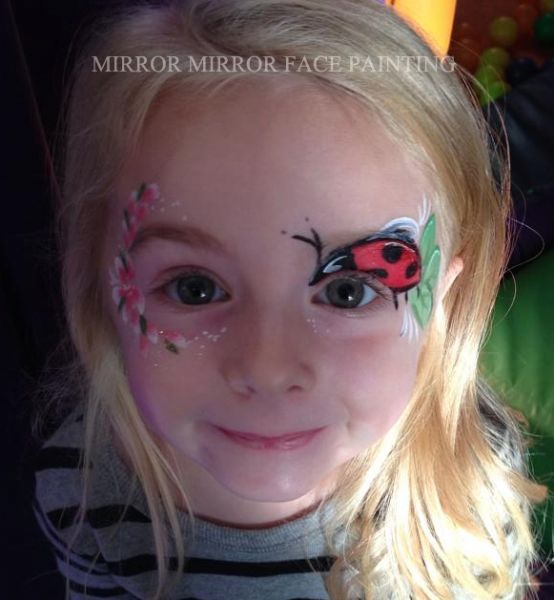 Mirror Mirror Face Painting Southport Face Painter