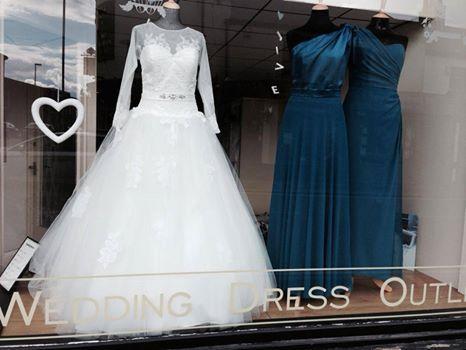 Me U Mrs Jones Wedding Dress Outlet Shop In Burton With Outlets