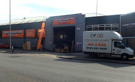 office furniture 2 go - office furniture supplier in erdington