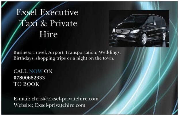 Exsel Executive Taxi And Private Hire Wells Private