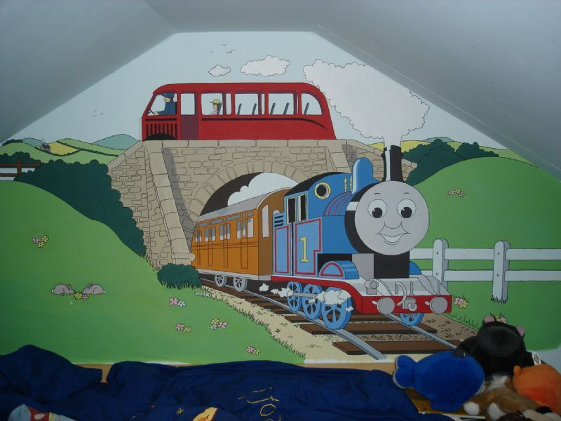 Twinkles Murals Mural Design Company in Shanklin UK