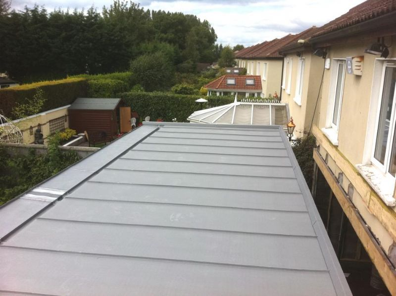 F Amp G Copper And Zinc Roofing Ltd London Roofer Freeindex