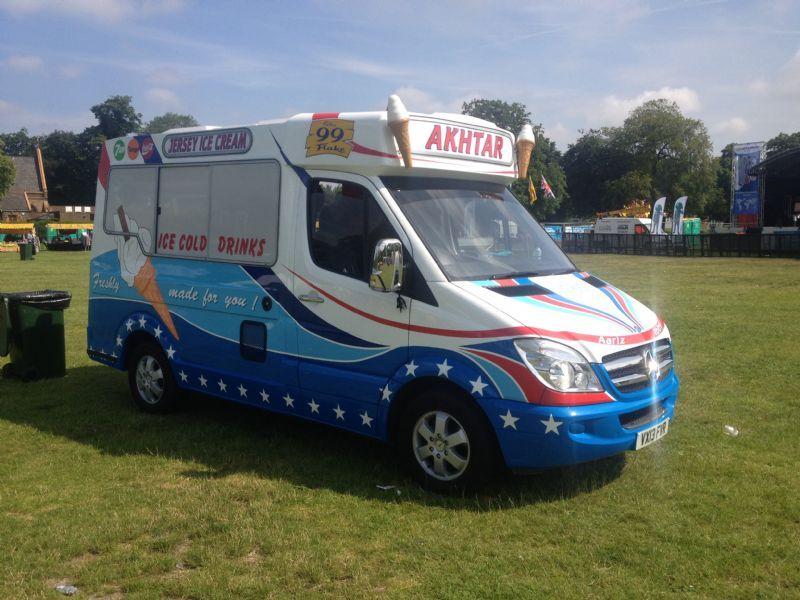 akhtar ices peterborough ice cream van hire company. Black Bedroom Furniture Sets. Home Design Ideas