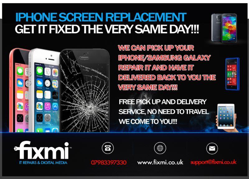Iphone  Screen Repair Nottingham