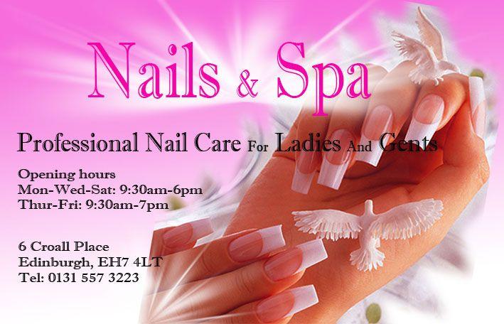 Nails spa nail technician in edinburgh uk for 24 hour nail salon in atlanta ga