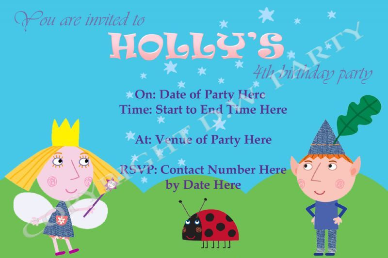 D.W. Party Designs - Children's Party Organiser in The ...