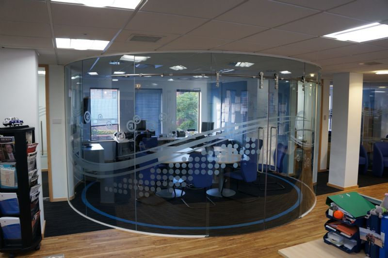 Capital Office Partitioning London Glass Partitioning