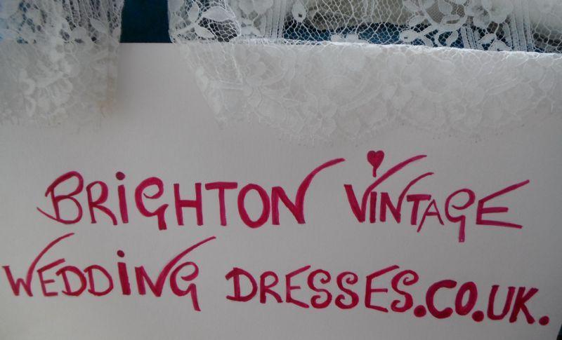 Brighton Vintage Wedding Dresses, Hove