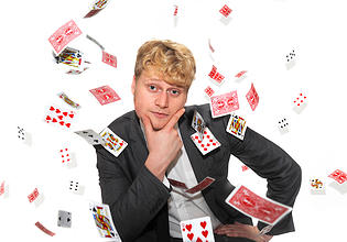 Image result for russell leeds magician