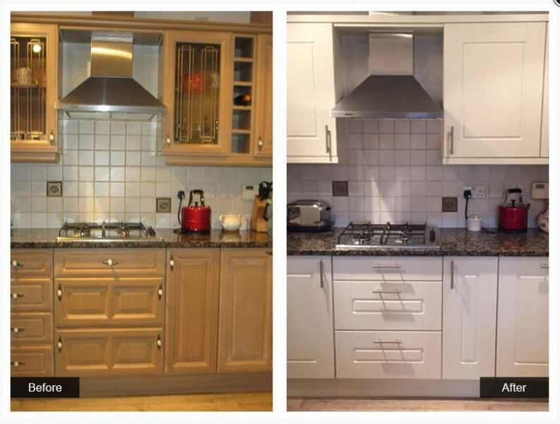 Replacement Kitchen Doors Made To Measure