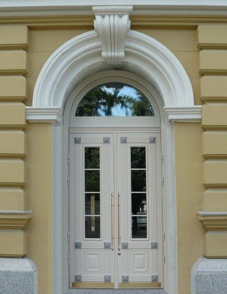 Hotel Entrance Door Design