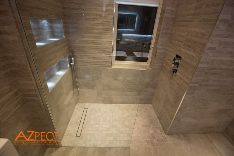 bathroom wet room flooring azpect design and installation limited bathroom fitter 17177