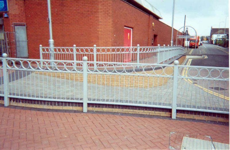 Alpha Rail Limited Nottingham Metal Fabrication Company