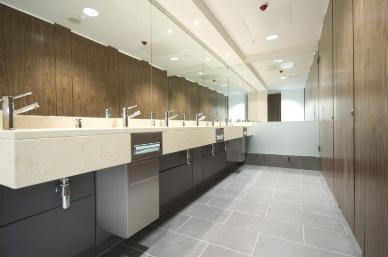 Interfix Washrooms Toilet Cubicle Repair Company In