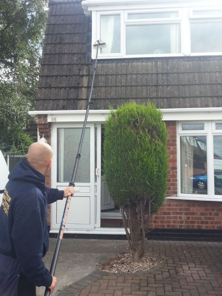 High Definition Cleaning Services Window Cleaner In Long